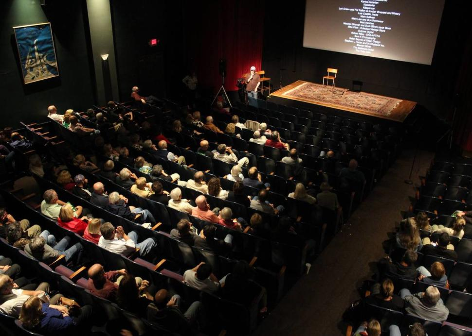 The Little Theater hosts a variety of film festivals throughout the year.