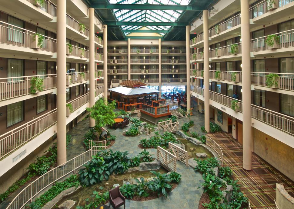 Tropical Atrium 1