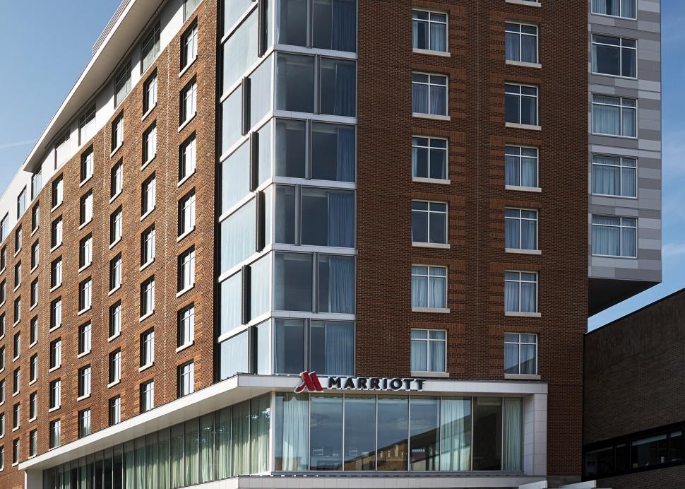 Ithaca Marriott Downtown Hotel