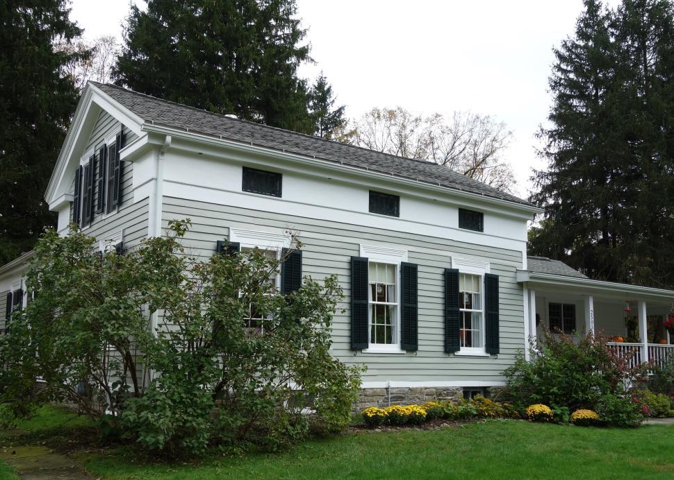 Mary Hunt House