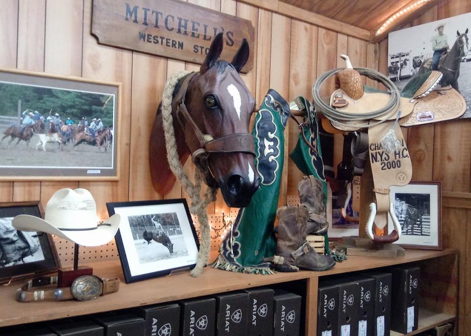 Mitchell's Western Store