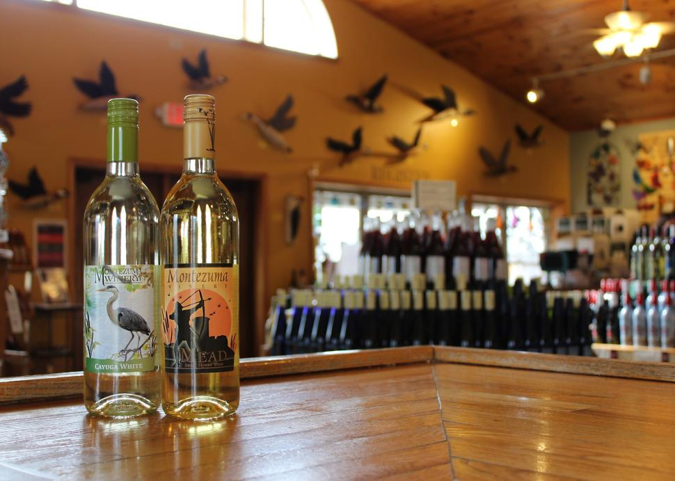 Montezuma Winery & Hidden Marsh Distillery