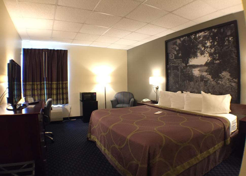 King Bedded Room