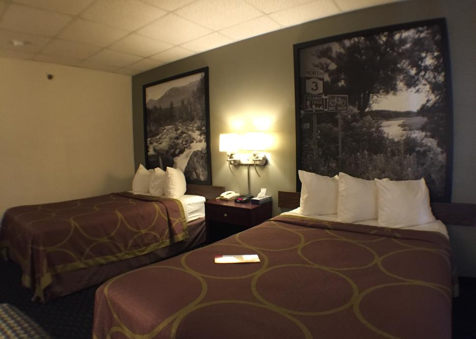 Two Double Bedded Room