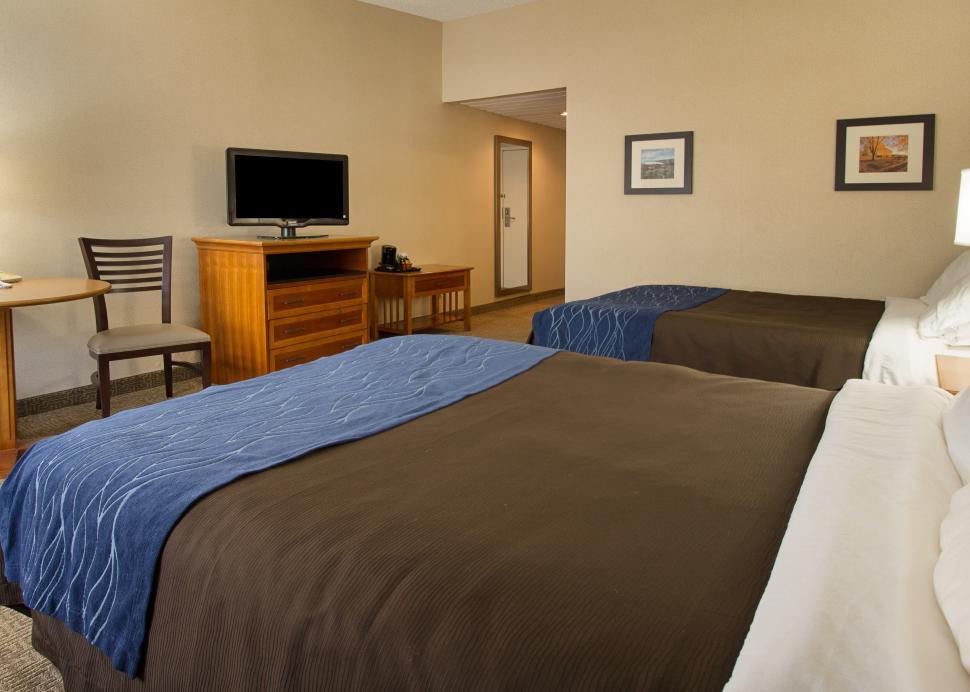 Two Queen Bedroom