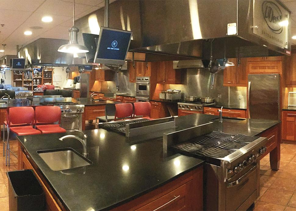 NYK's Hands-On Kitchen