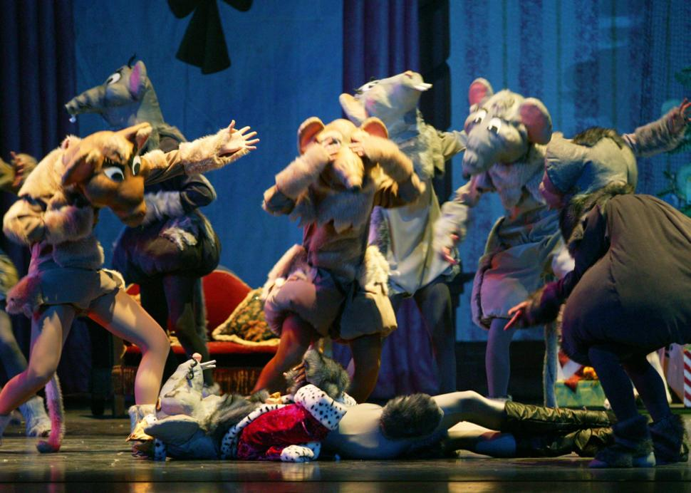 Rochester City Ballet and RPO Present the Nutcracker