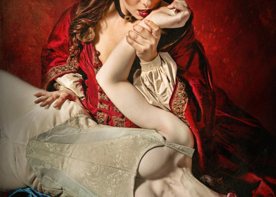 Rochester City Ballet original, the Blood Countess