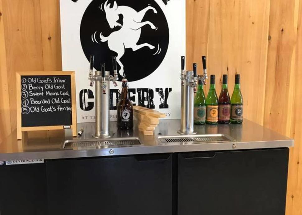 Old Goat Cidery