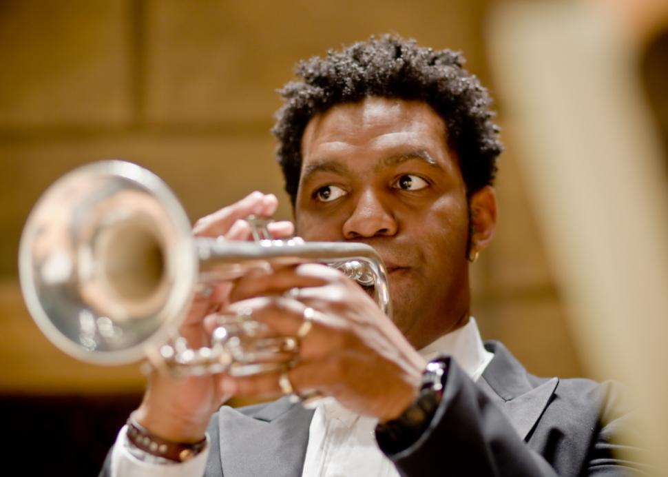 horn player in the Rochester Philharmonic Orchestra