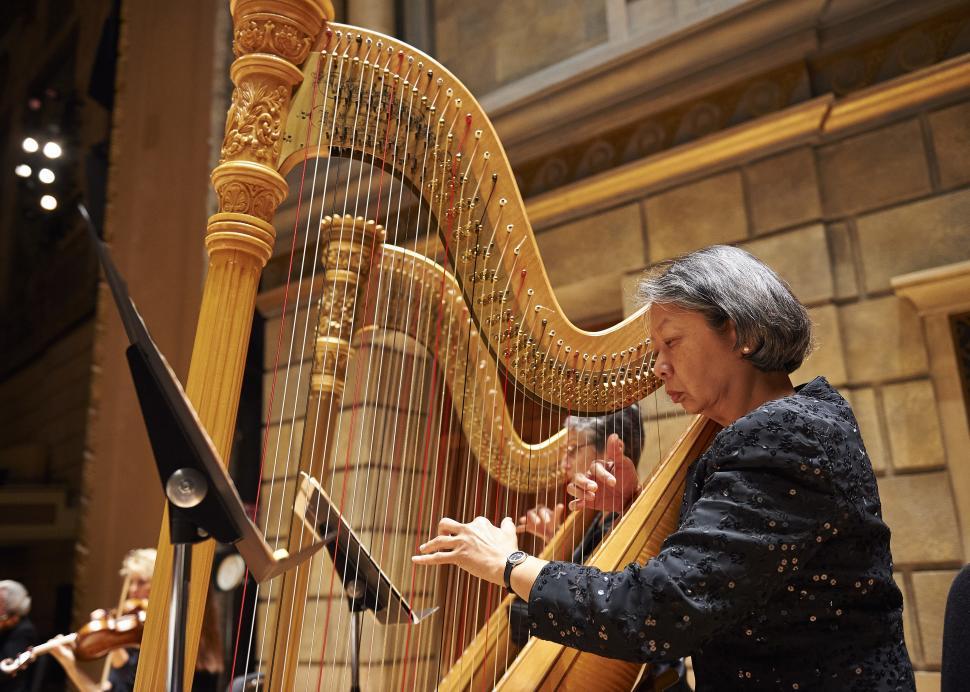 RPO harp