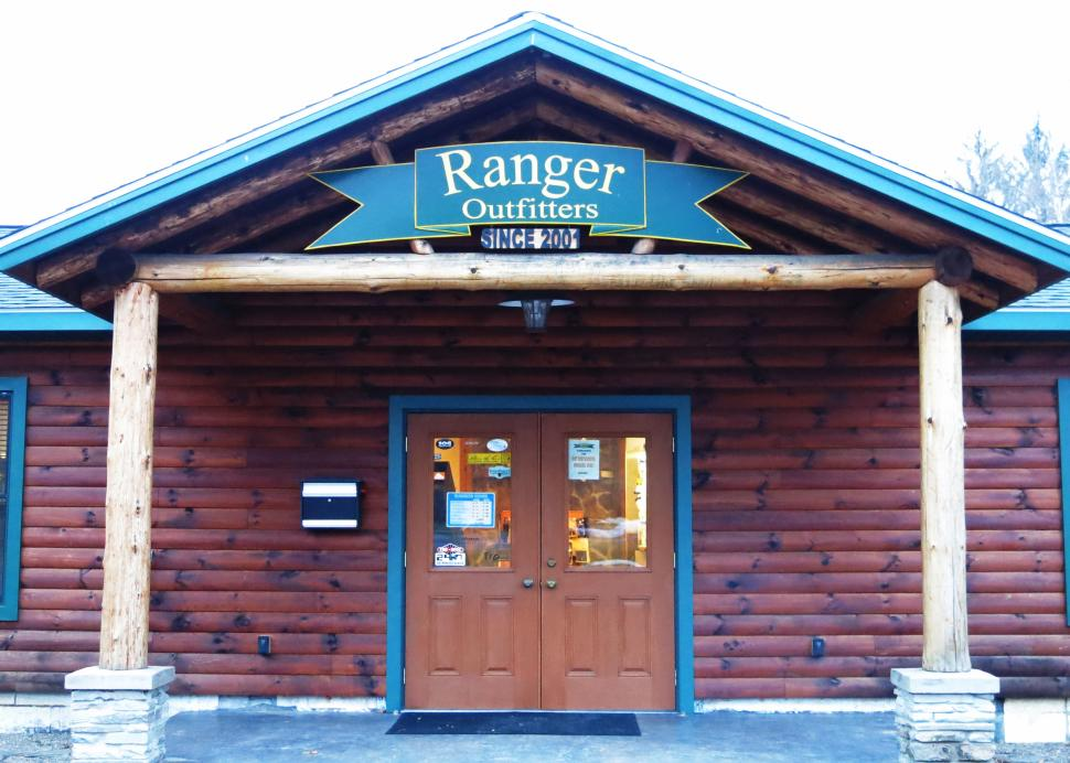Ranger Outfitters Store Front
