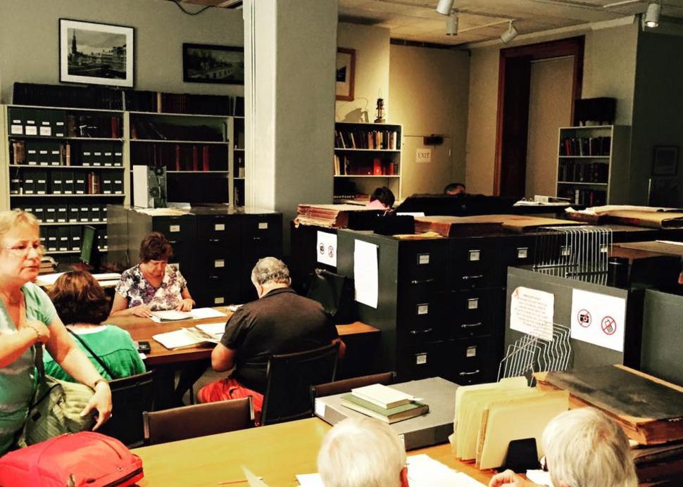 Research Center, Photo Credit: Onondaga Historical Association