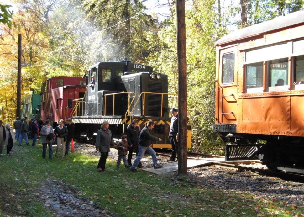 Rochester and Genesee Valley Railroad Museum