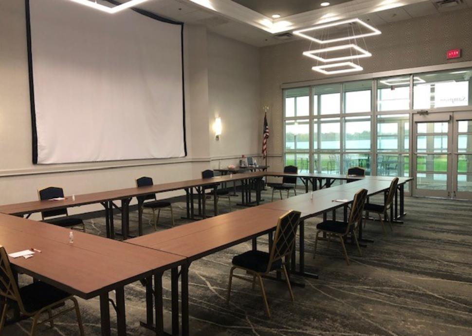 Sampson Room for Meetings
