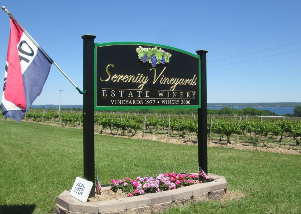 Serenity Vineyards