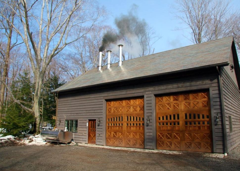 shadow Hill Maple Syrup Exterior