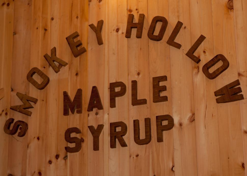 Smokey Hollow Maple Syrup