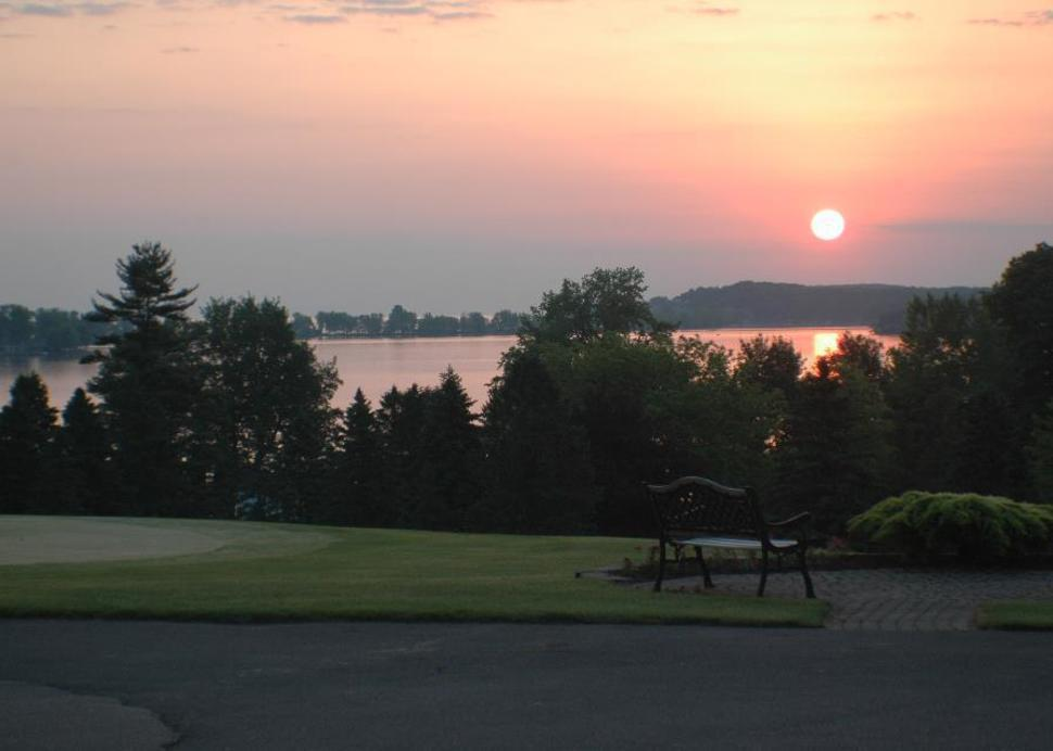 Sodus Bay Heights Sunrise