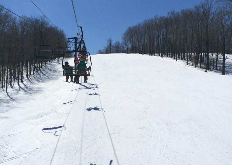 Song Mountain Ski Resort