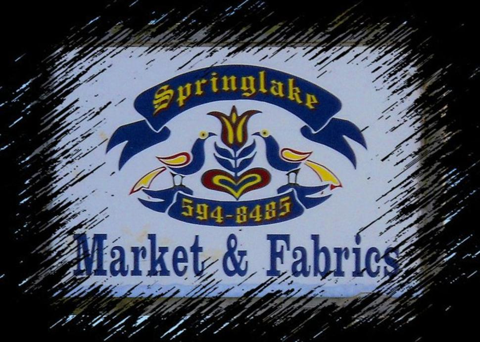 Springlake Market and Fabric