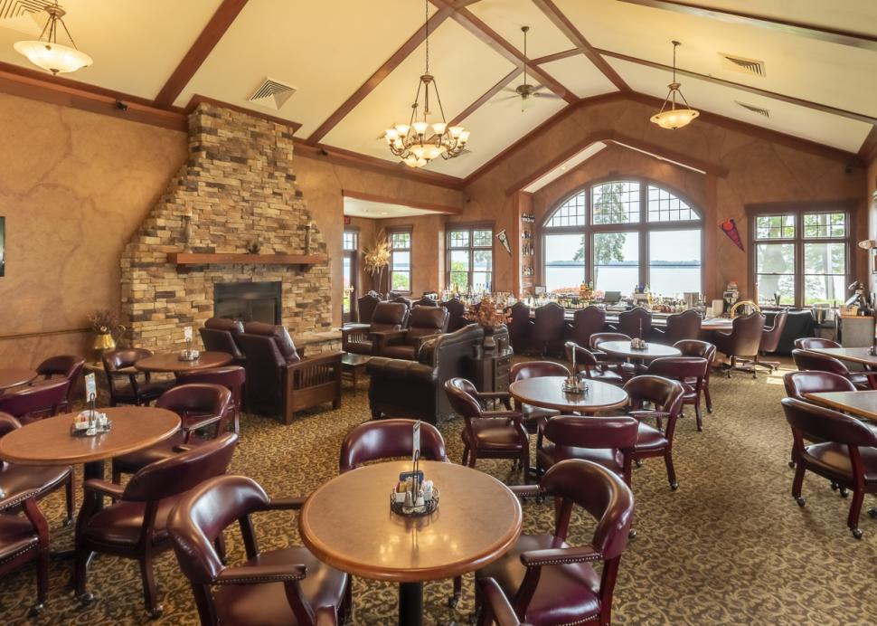 Stonecutter's Tavern Interior