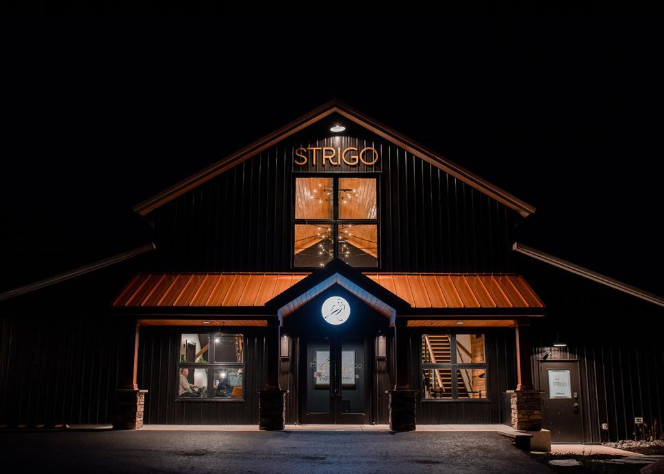 Strigo Building
