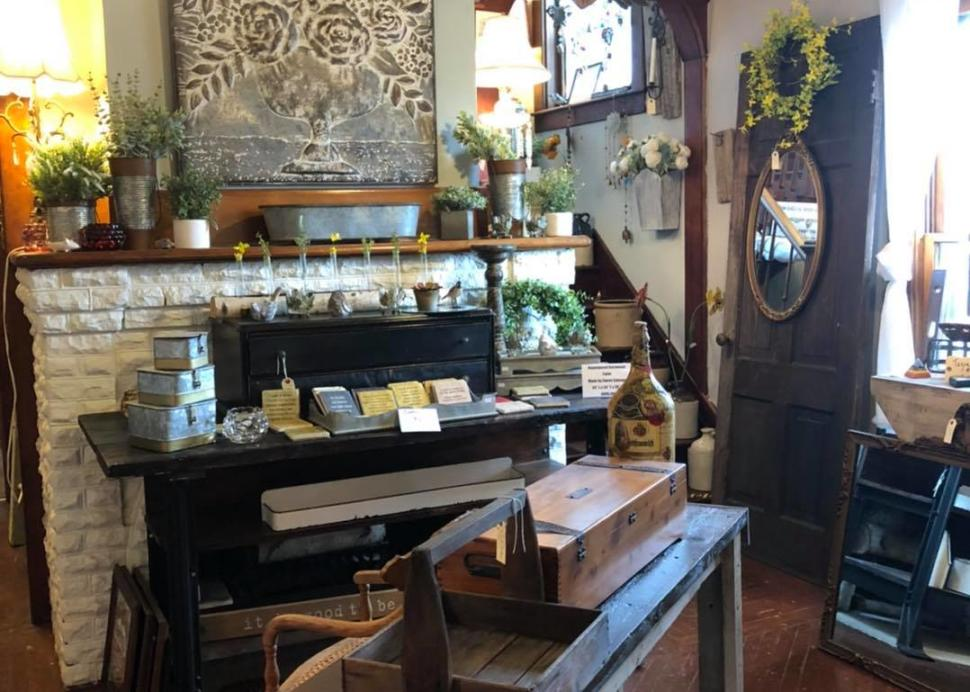 Sweet Salvage Gift Shop & Antiques