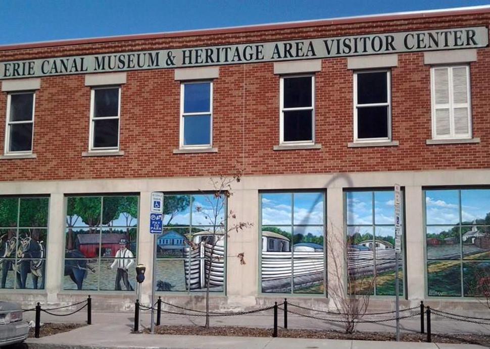 Syracuse Heritage Area Visitor Center