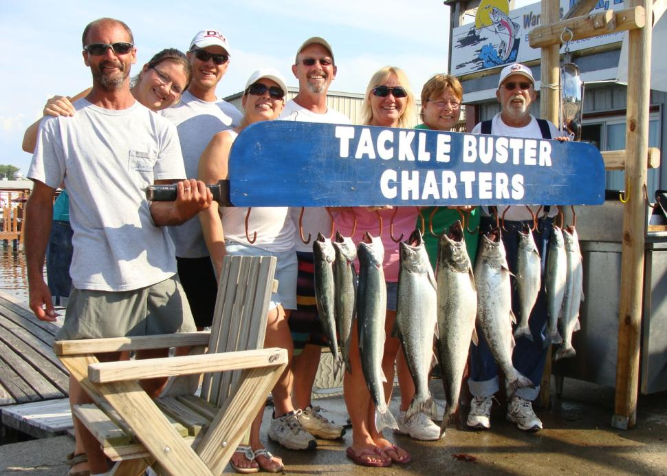 Tackle Buster Charters