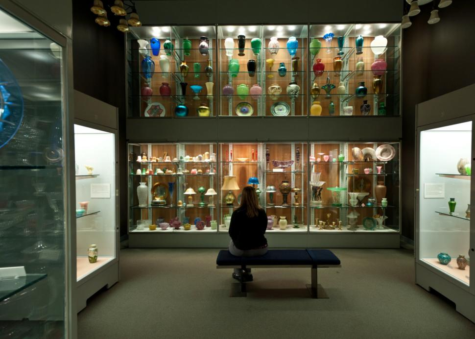 Carder Gallery at The Corning Museum of Glass