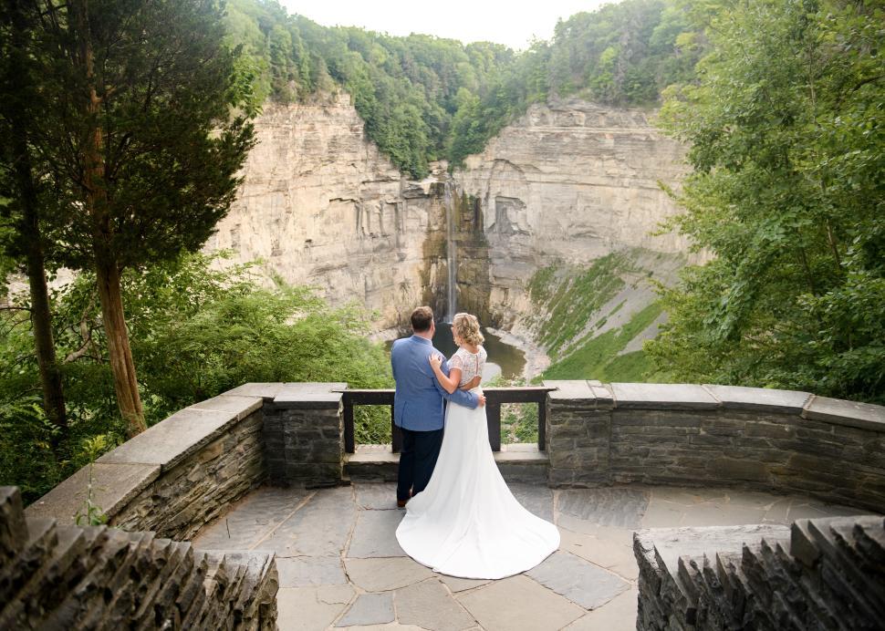 Main Falls Overlook