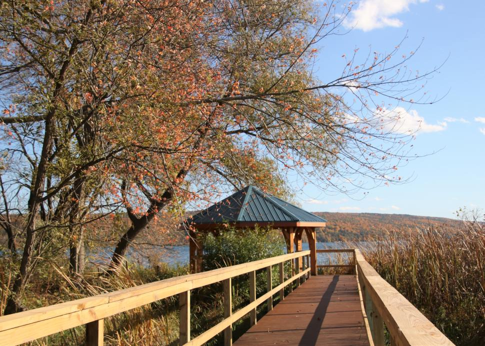 Finger Lakes Museum Waterfront Pavilion, Photo Credit: Helen Heizyk