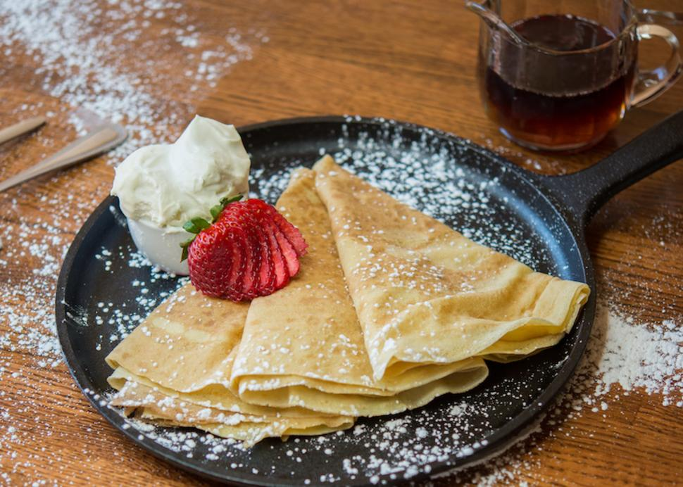 Traditional Crepes