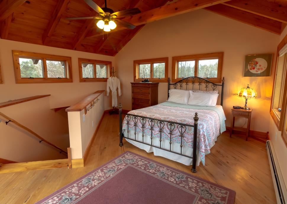 Tenwood Turret Room