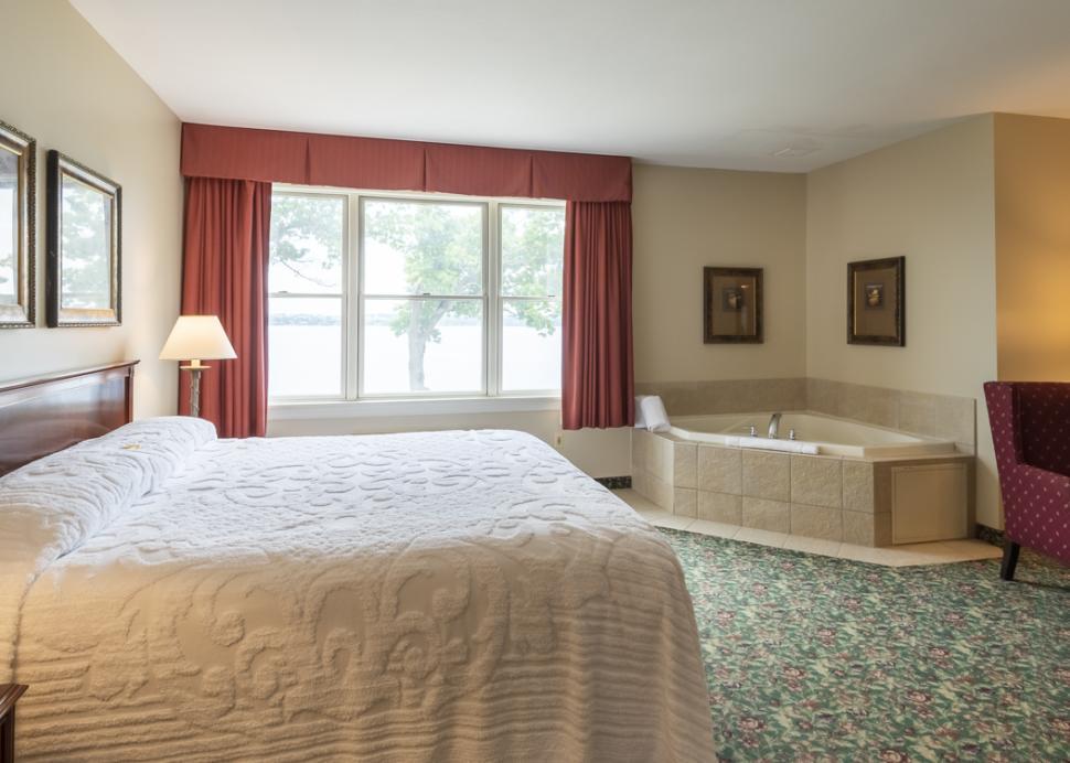 Vinifera Inn Reserve Room