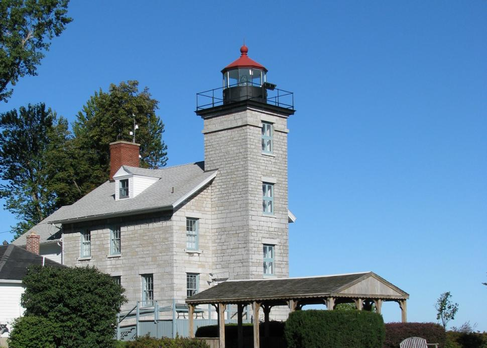 Sodus Bay Lighthouse Museum