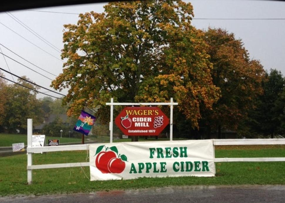 Wagers Cider Mill