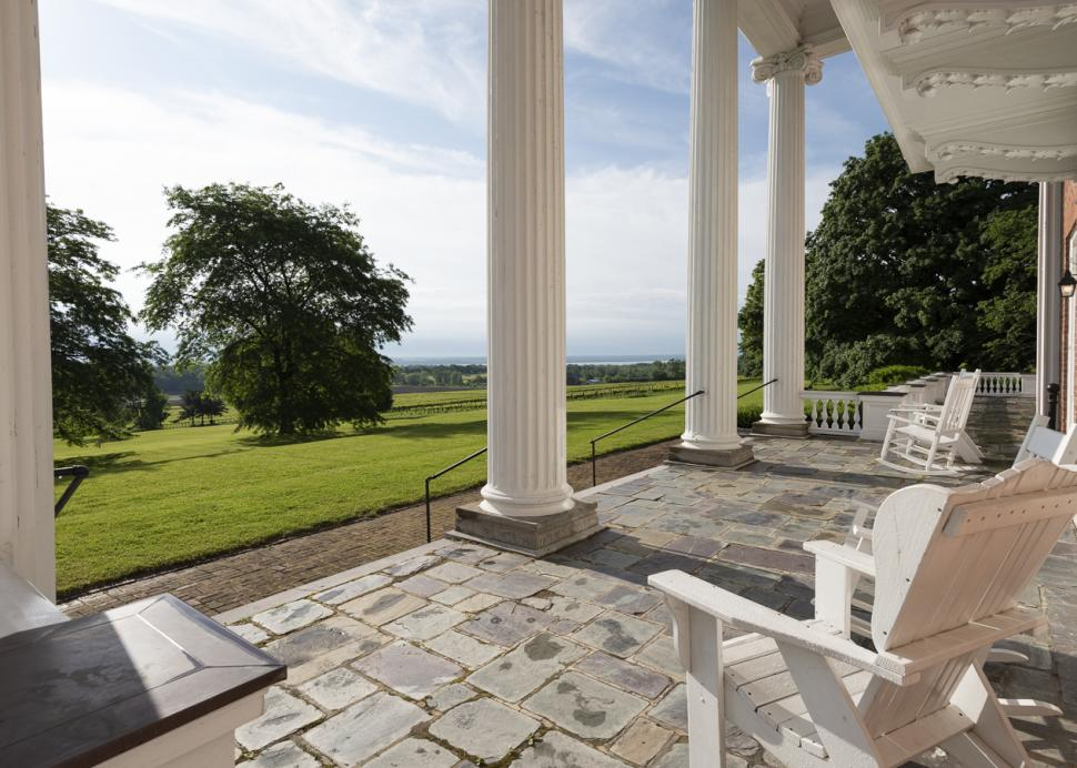 White Springs Manor porch (3)