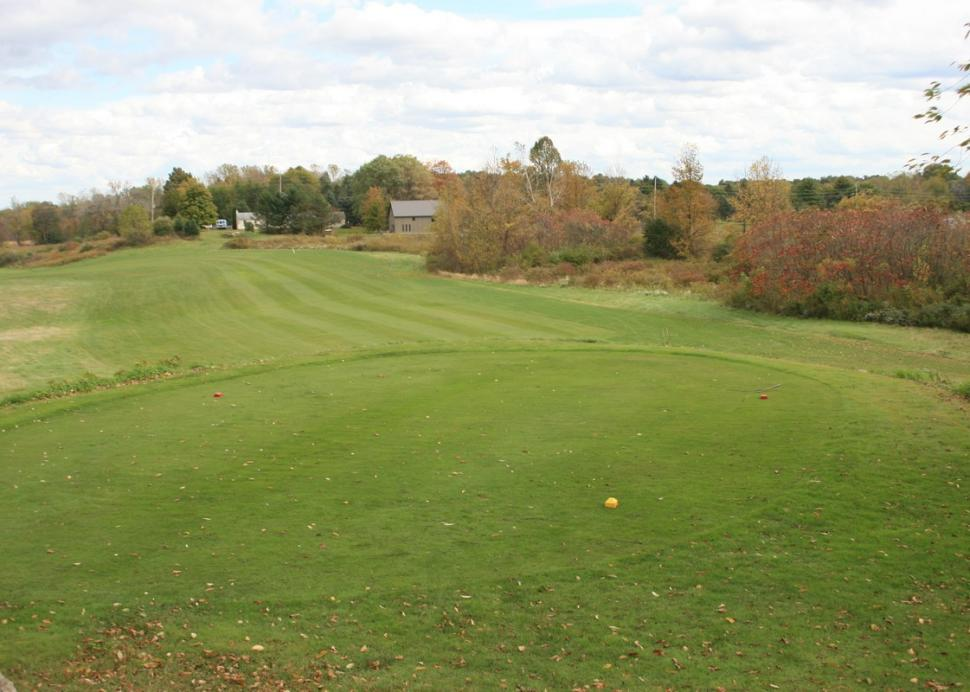 The course at Winged Pheasant