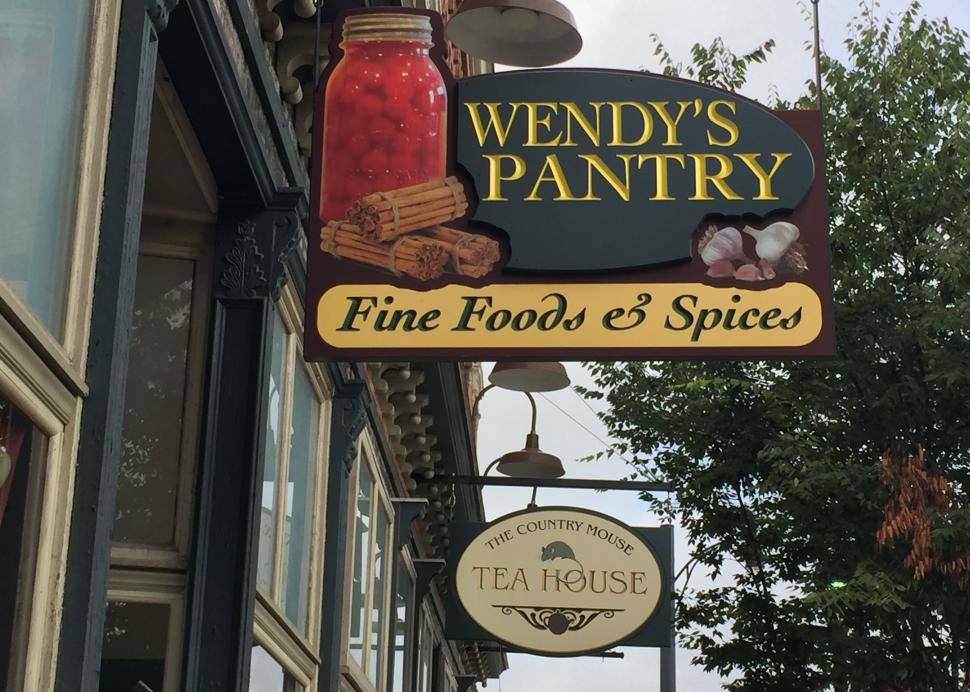 Wendy's Pantry