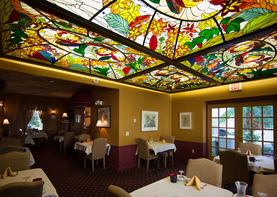 The Bistro Dining Room