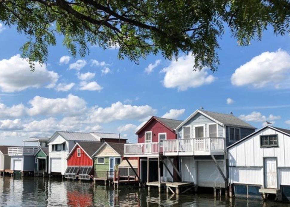 Canandaigua Boathouses