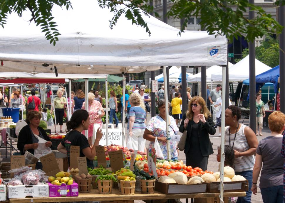 Downtown Farmer's Market