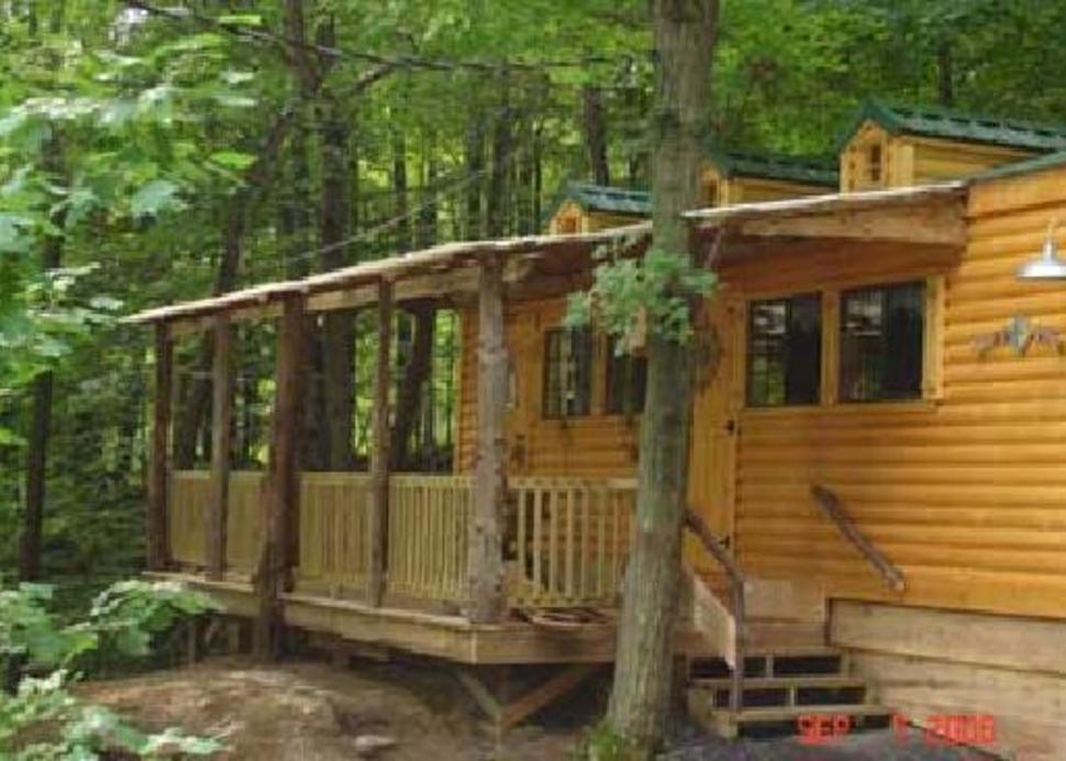 Kingtown Beach Cottages & Camp Sites