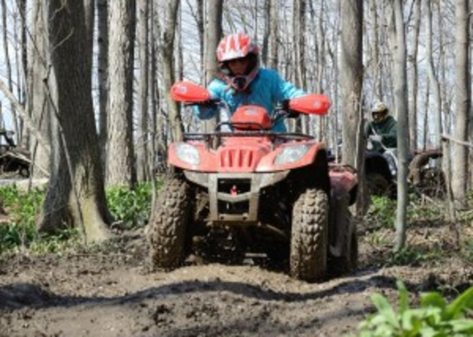 Demon Run ATV Trails