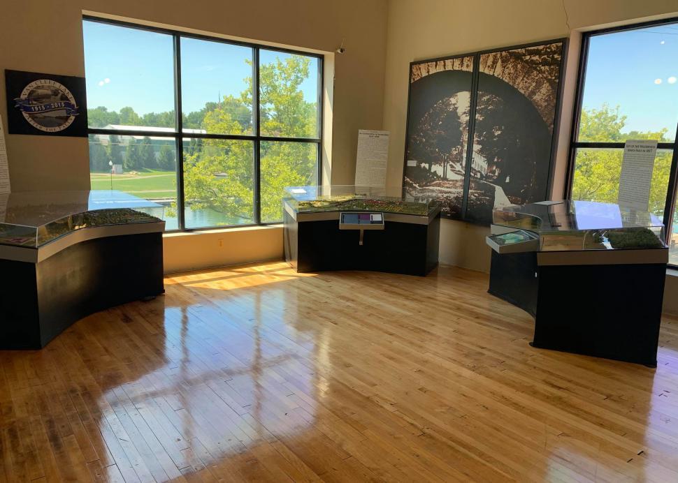 Seneca Museum of Waterways and Industry