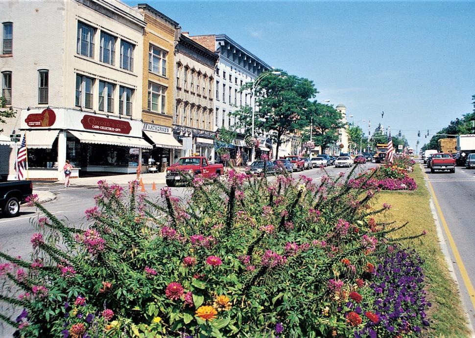 Historic Downtown Canandaigua