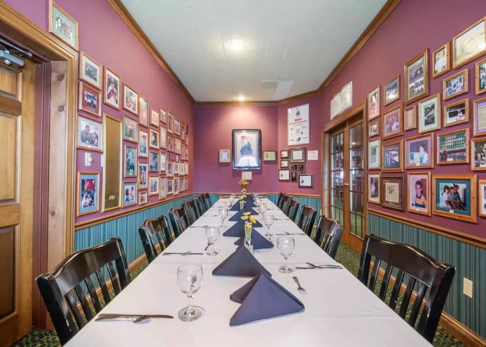 Dapper's Dream Room