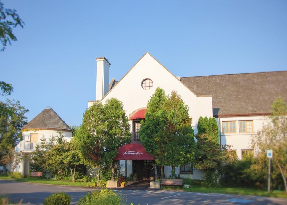 La Tourelle Hotel, Bistro, & Spa